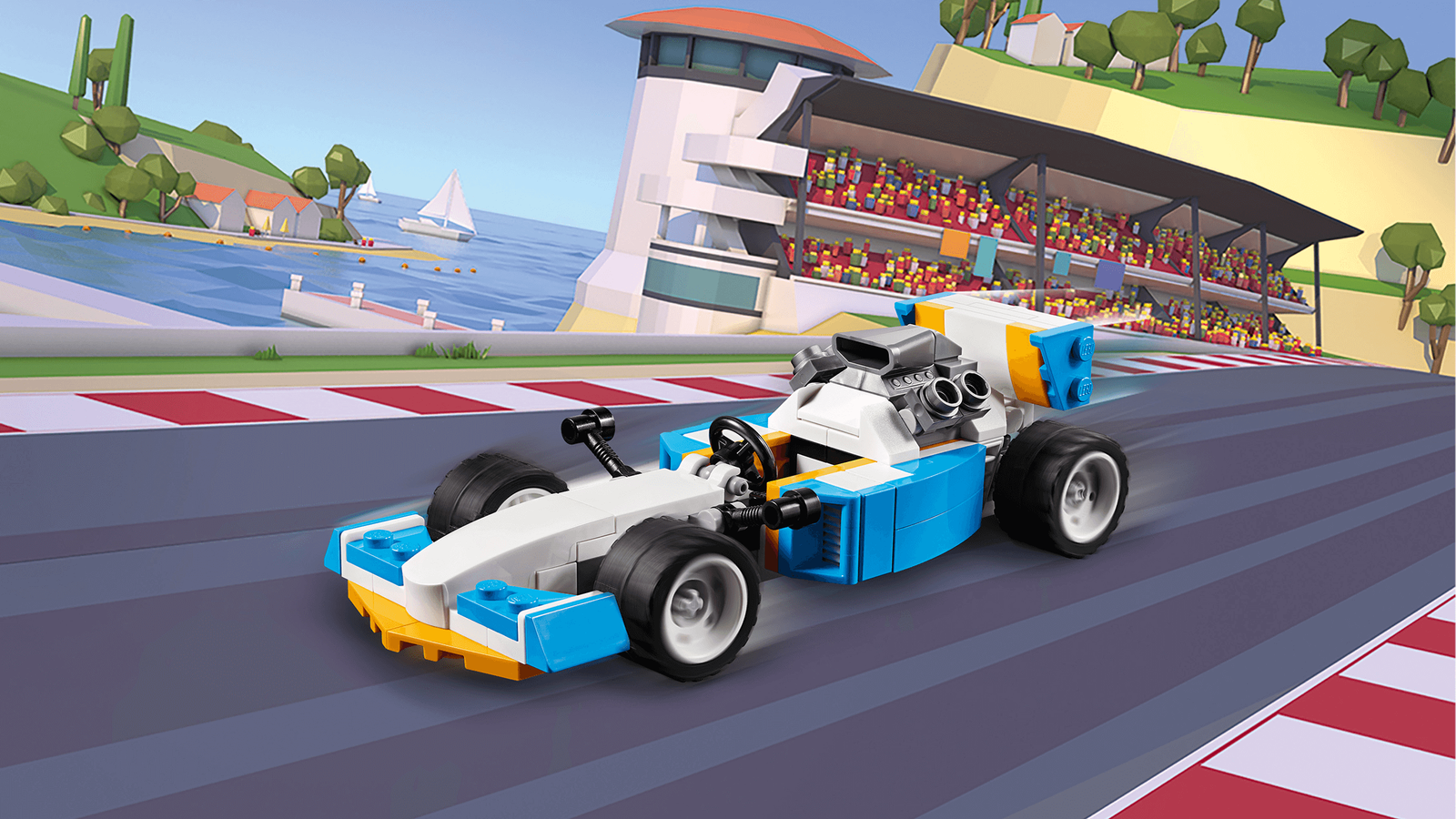 Toy Cars | Categories | Official LEGO® Shop US
