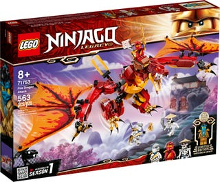 Fire Dragon Attack