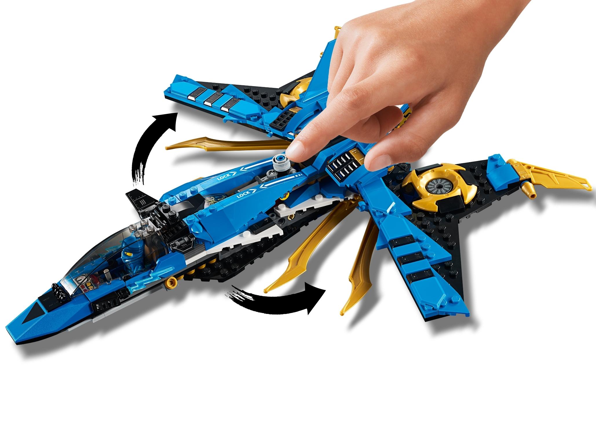 LEGO® Designer Ninjago 70668 Jay/'s Storm Fighter
