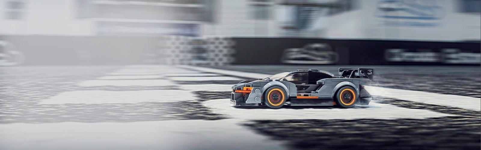 Speed Champions Product 75892 McLaren Senna LEGO model