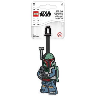 Boba Fett™ Bag Tag
