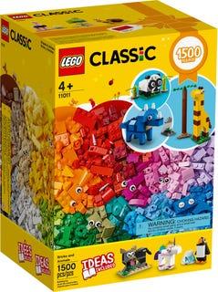 LEGO Bausteine - Spaß mit Tieren