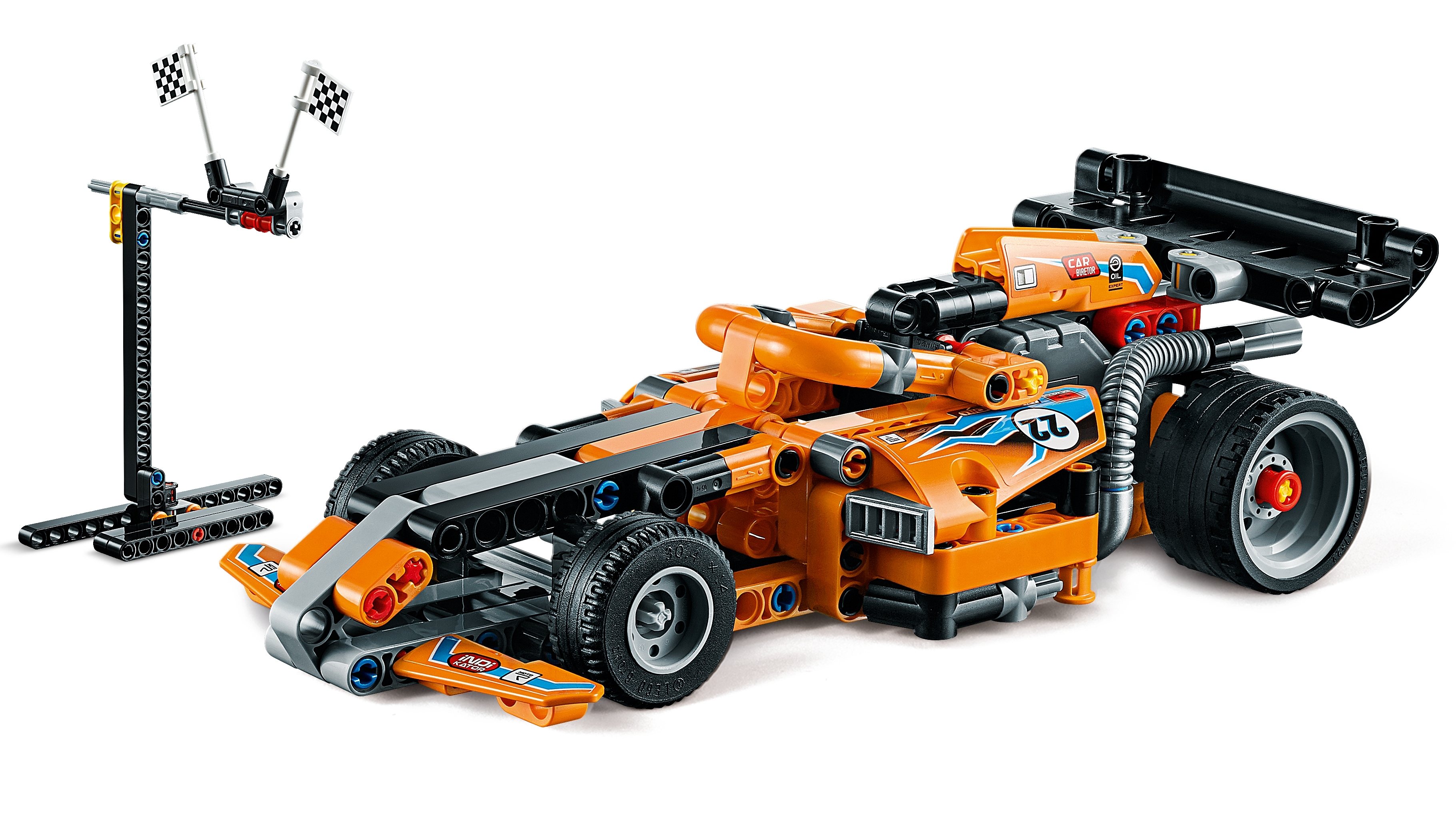 Race Truck 42104   Technic™   Buy online at the Official LEGO® Shop GB