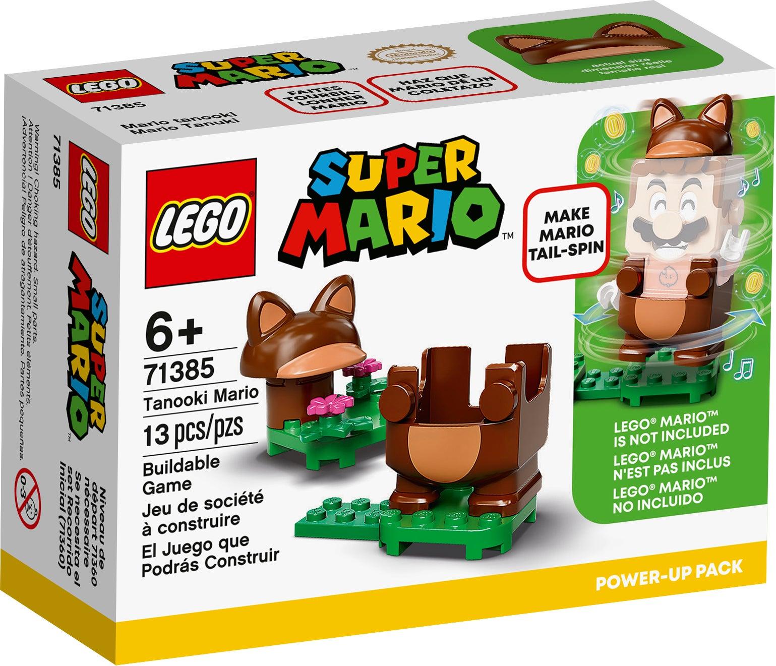Super Mario Zip and Go Kit