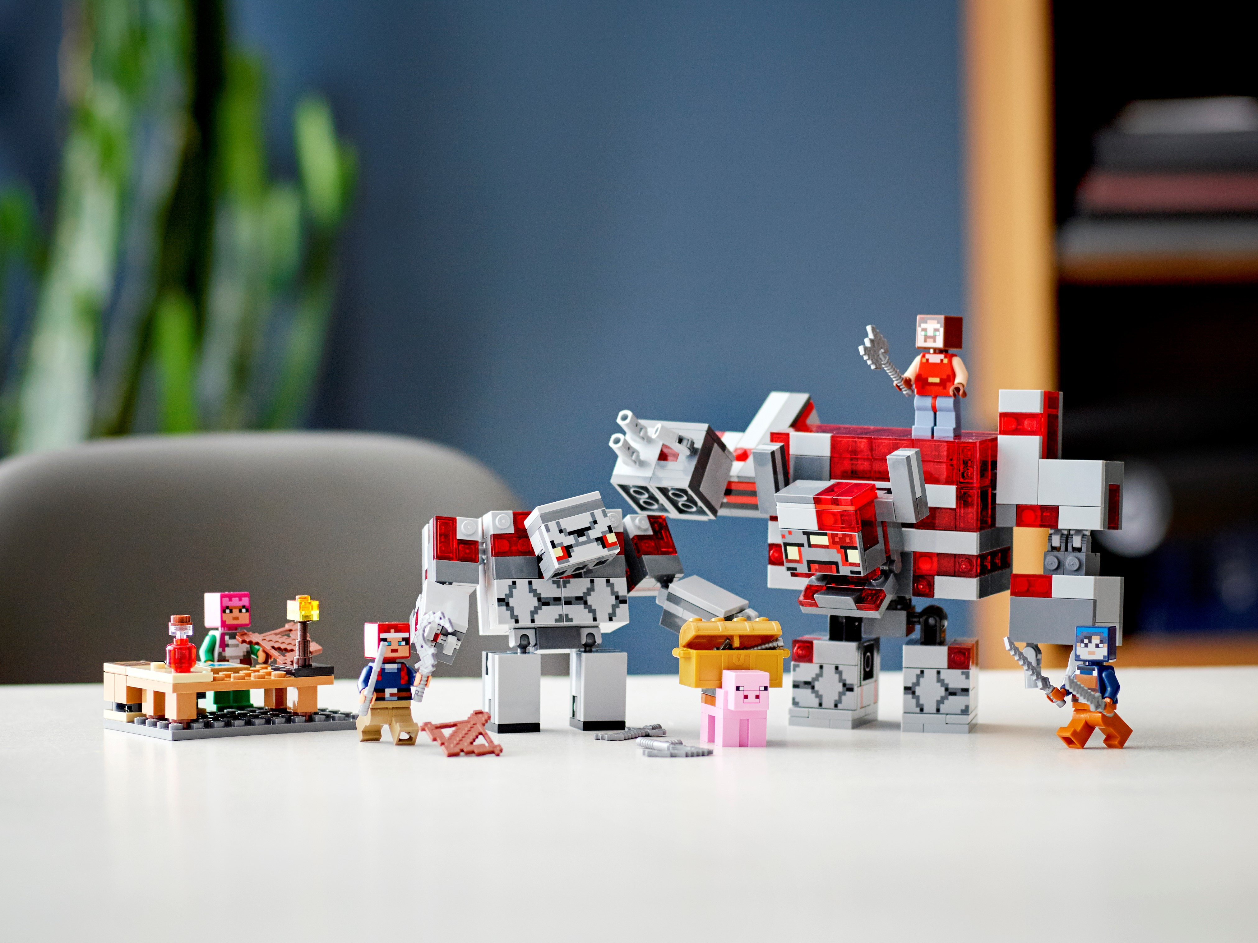 LEGO Minecraft The Redstone Battle 21163 FREE SHIPPING