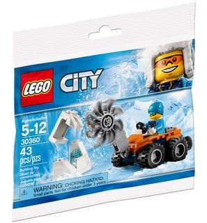 LEGO® City Arctic Ice Saw