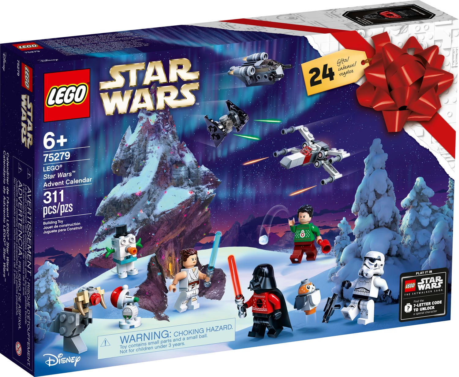 LEGO® Star Wars™ Advent Calendar 75279 | Star Wars™ | Buy online