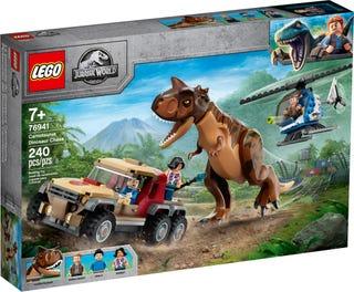 Carnotaurus Dinozor Takibi