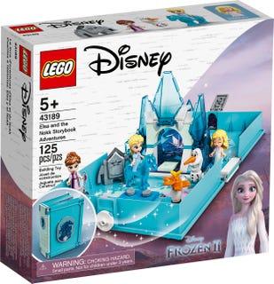 Elsa ve Nokk Hikaye Kitabı Maceraları