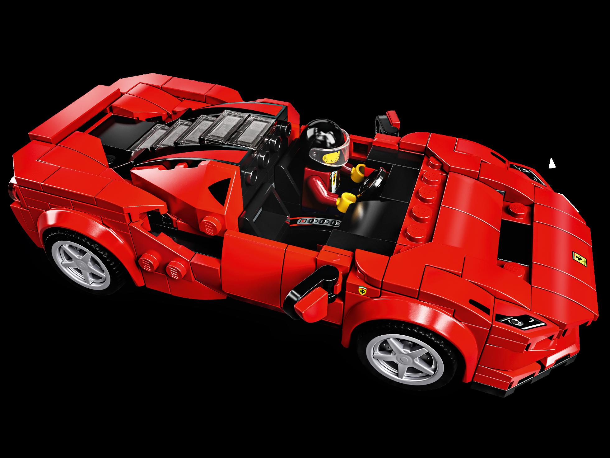 Ferrari F8 Tributo 76895 Speed Champions Offiziellen Lego Shop De