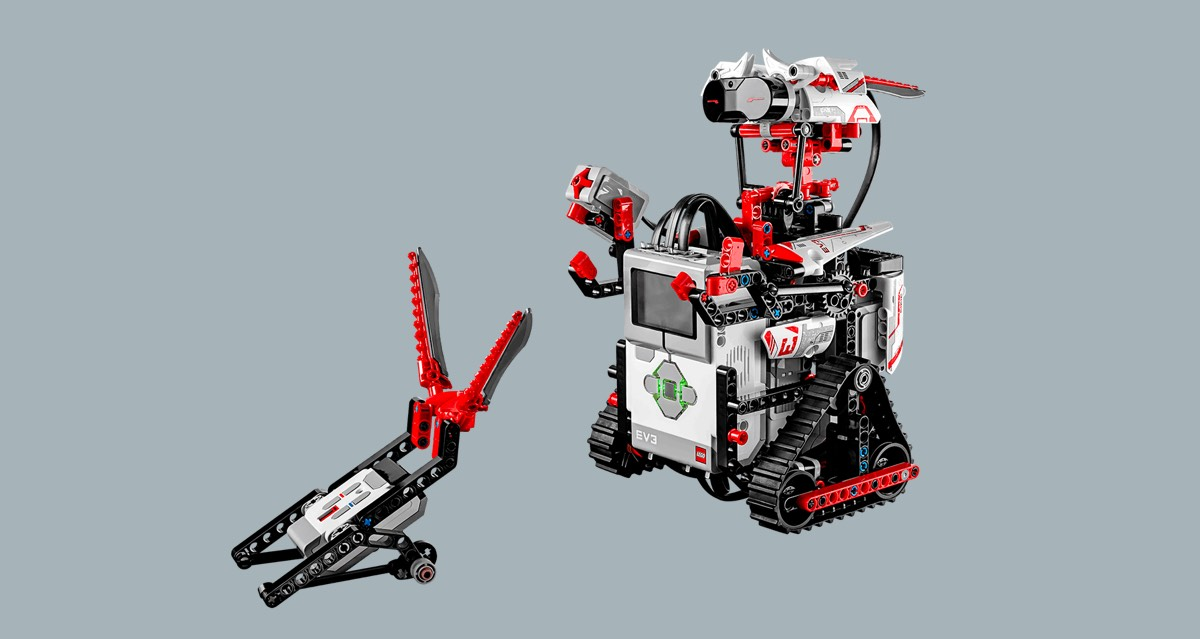 Build A Robot | Mindstorms | Official LEGO® Shop GB