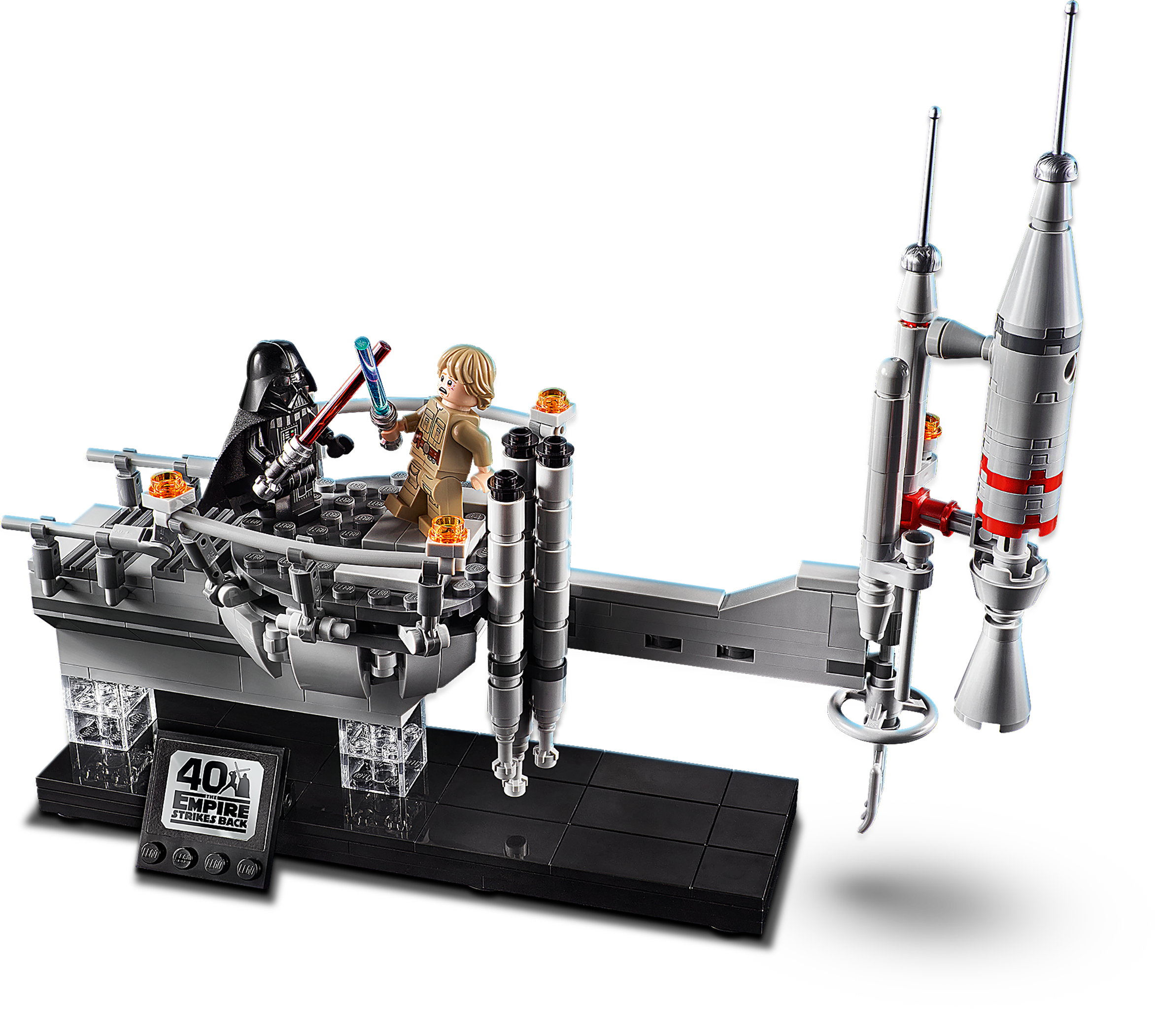 Star Wars Bespin Duel 40th Anniversary Exclusive New and Sealed LEGO 75294