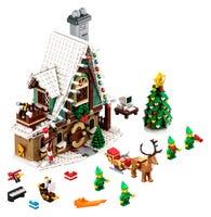 LEGO Elf Club House 10275 Building Kit