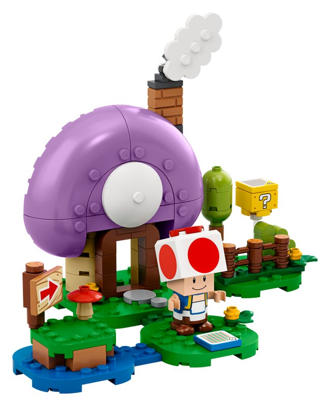 Toad's Special Hideaway Expansion Set