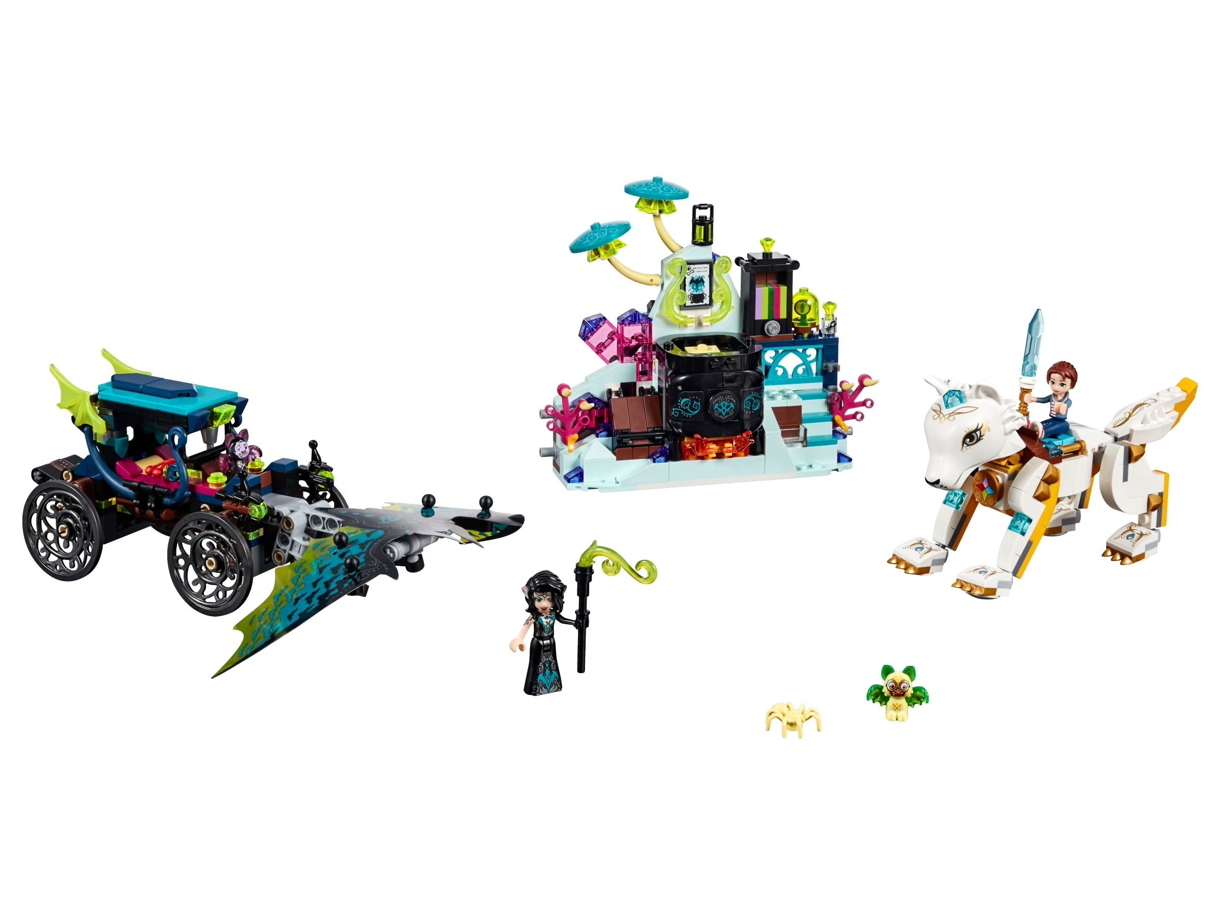 Noctura Minifigure From 41195 ☀️ New LEGO™ Elves™