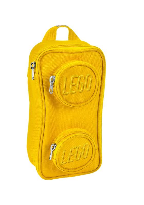 LEGO® Brick Pouch – Yellow