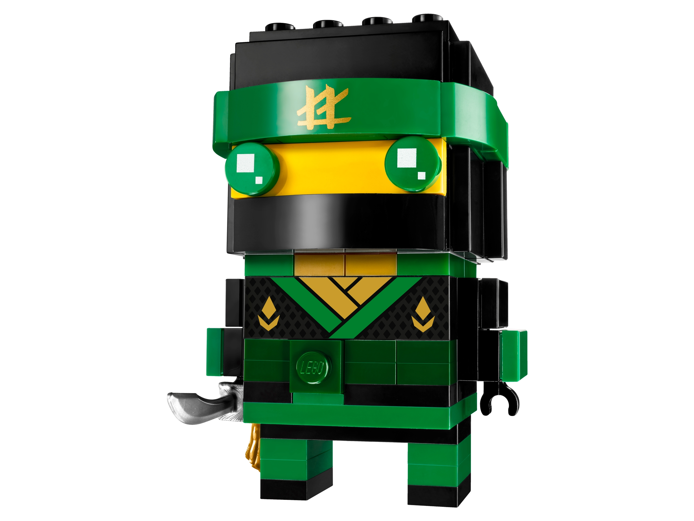 Details about  /Lego BrickHeadz 41487 Ninjago Lloyd Brand New Sealed