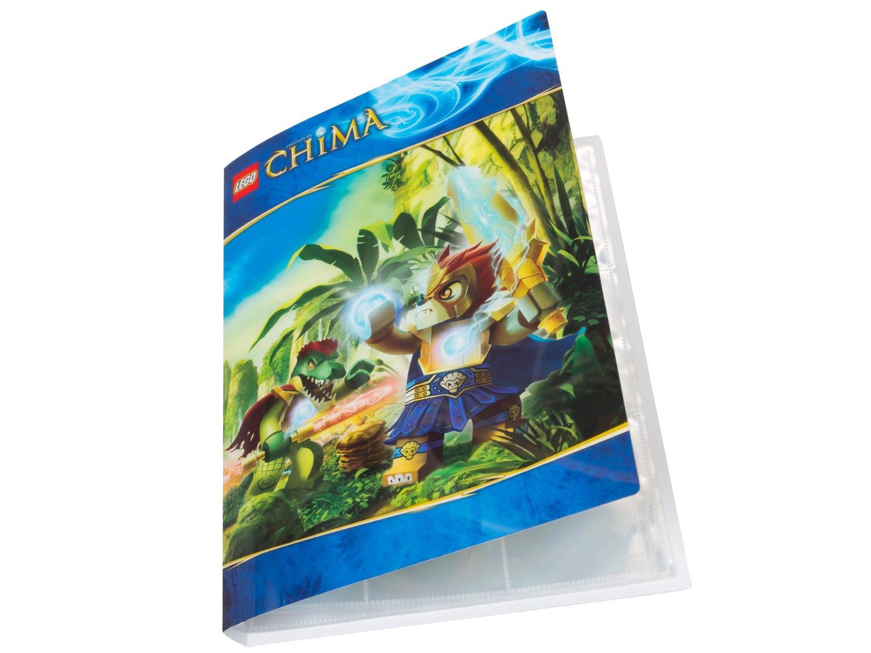 레고® 키마의 전설 게임카드 바인더