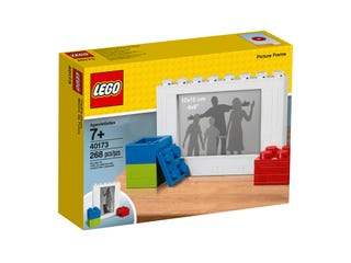 LEGO® Iconic Picture Frame