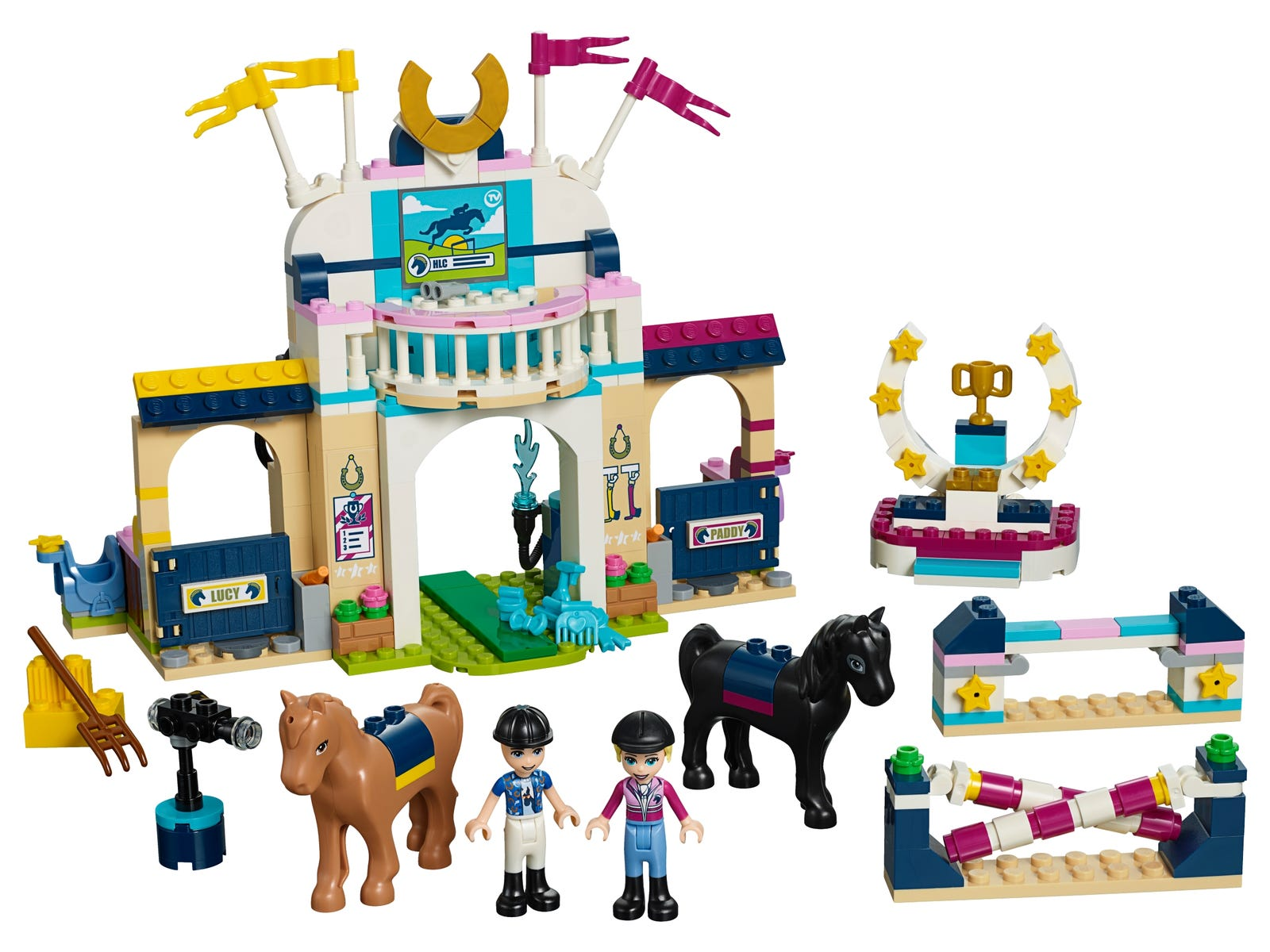 Stephanie's Horse Jumping 41367 | Friends | Buy online at the ...
