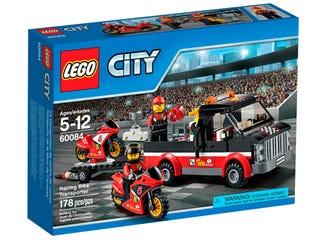Racemotor transport