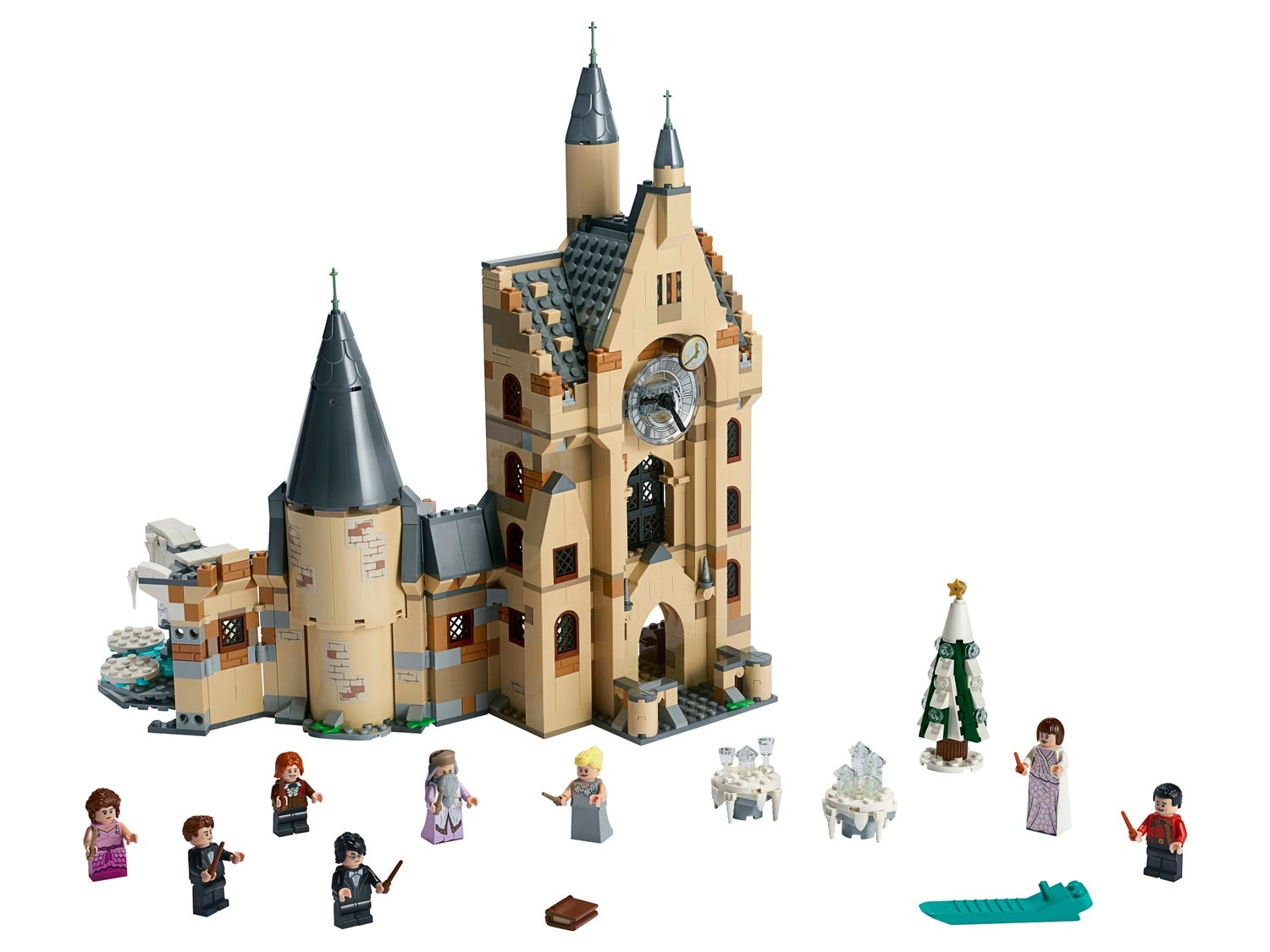 Hogwarts Clock Tower 75948 Harry Potter Buy Online At The