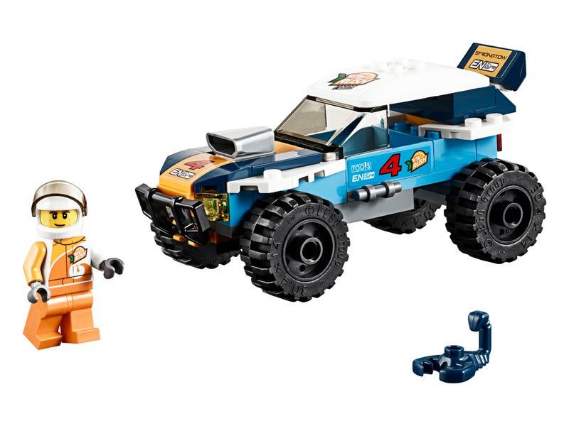 Desert Rally Racer