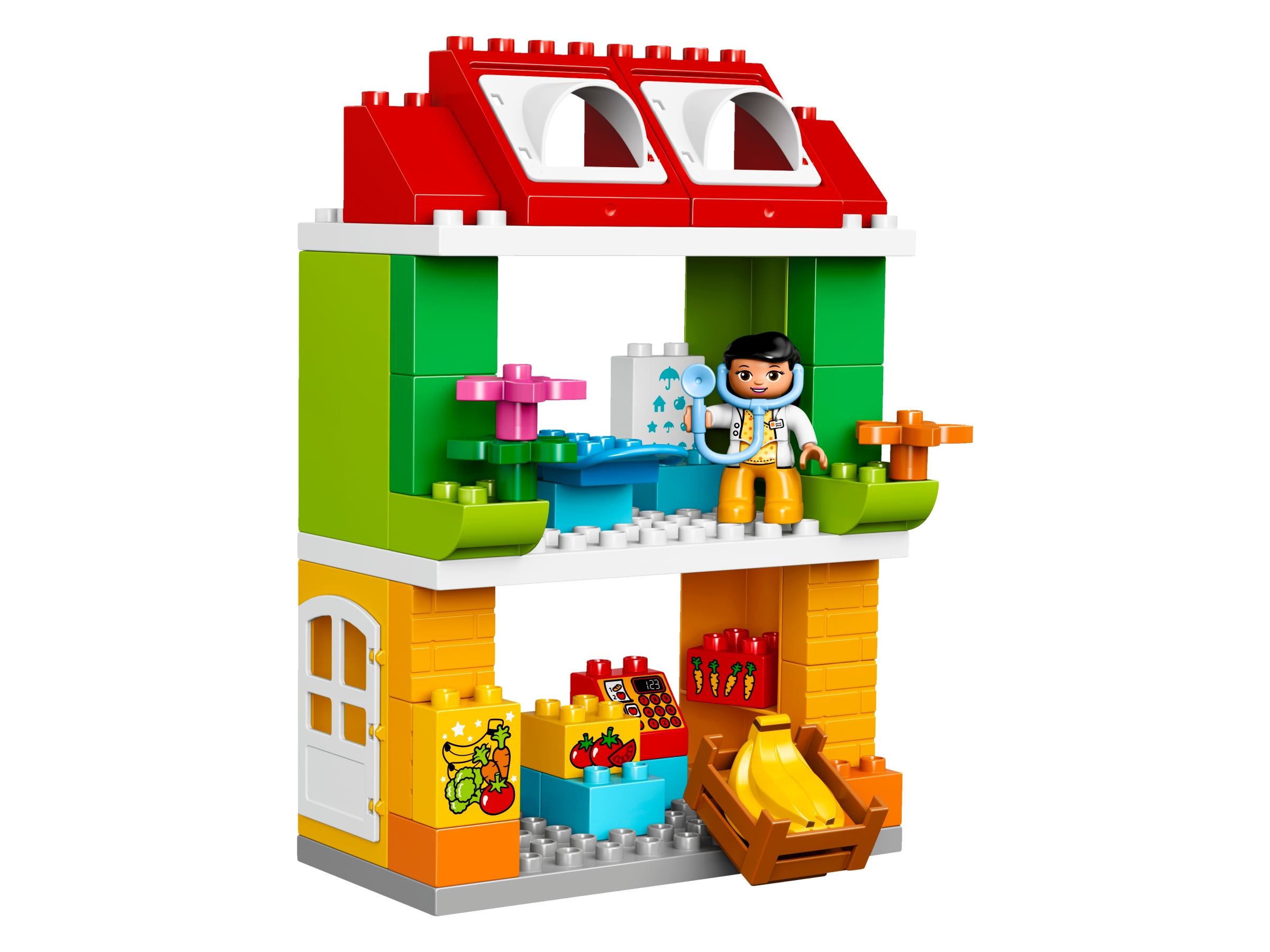 LEGO 10836 DUPLO Town Square new