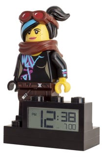THE LEGO® MOVIE 2™ Wyldstyle Alarm Clock