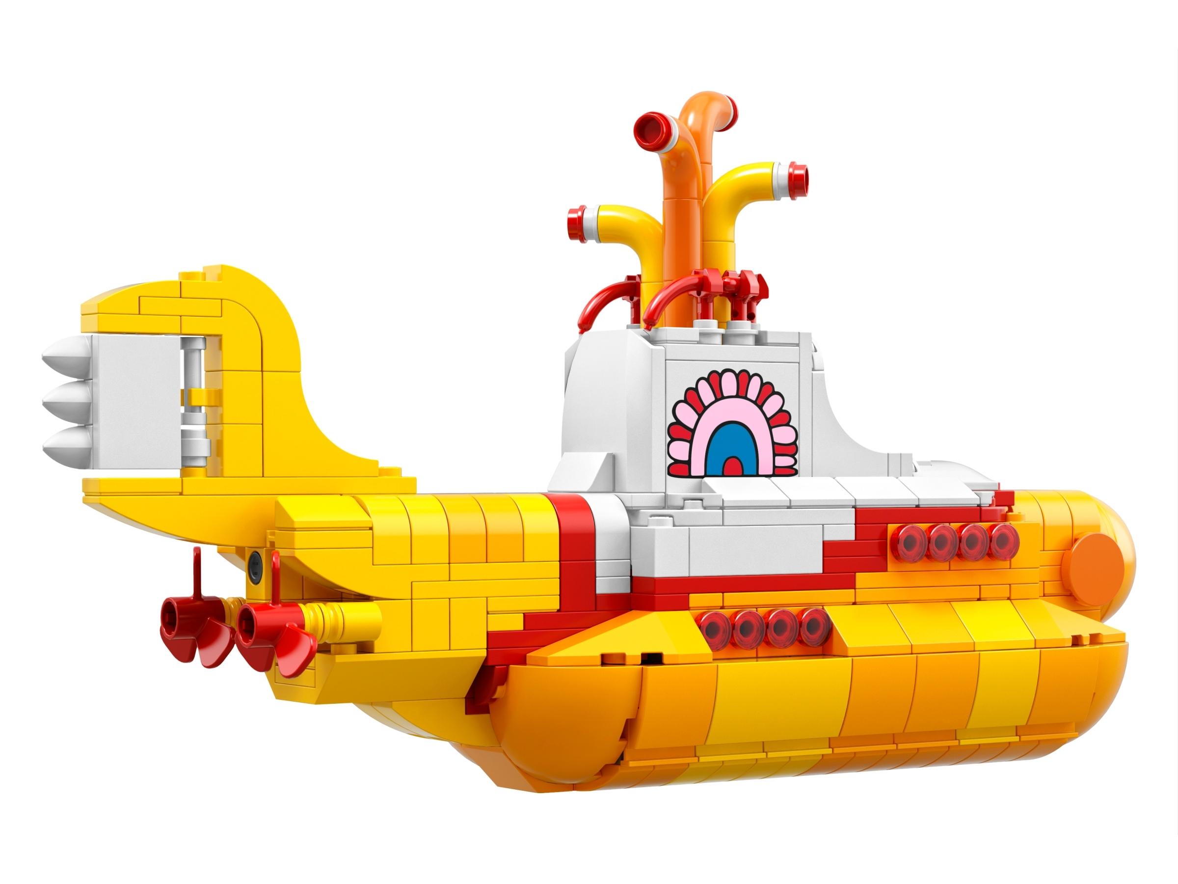 LEGO® Ideas 21306 Yellow Submarine NEU /_NEW /_Submarino Amarillo NUEVO