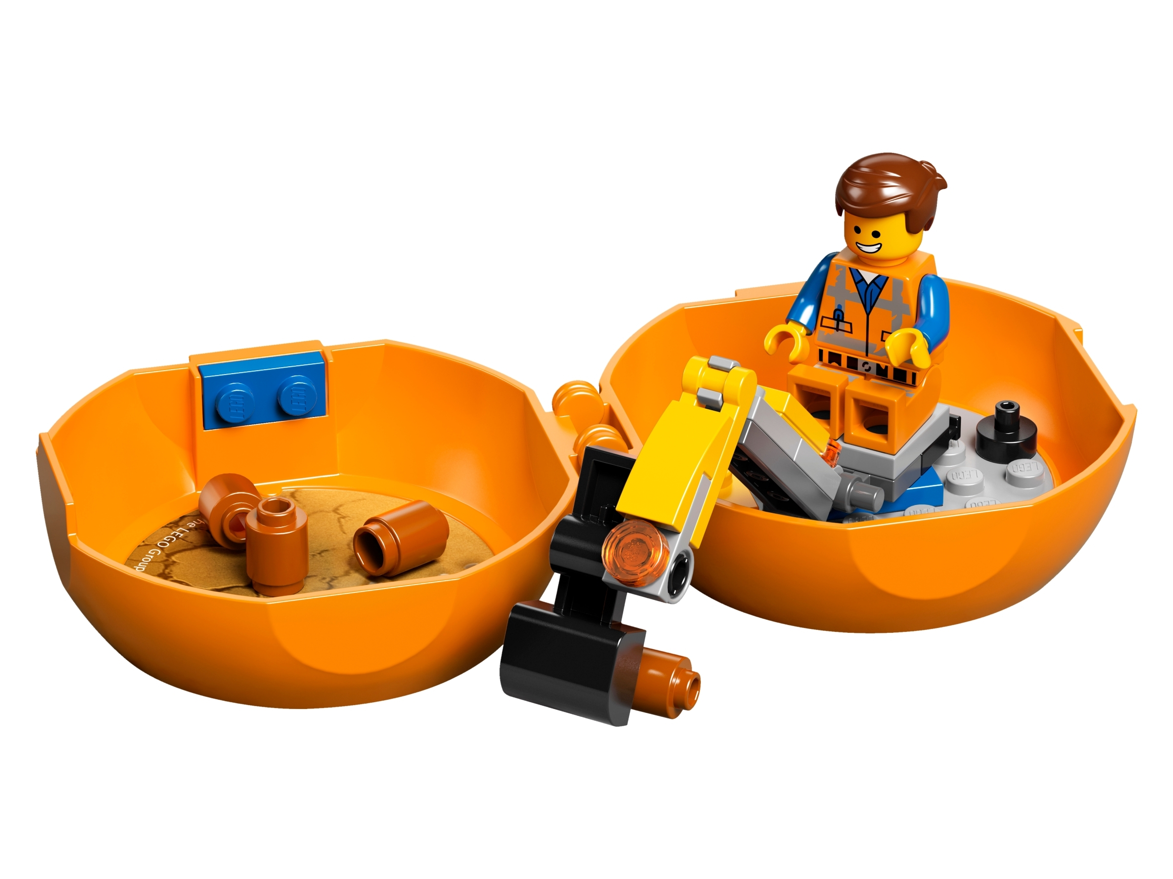 Emmet S Construction Pod 853874 The Lego Movie 2 Buy Online At The Official Lego Shop Us