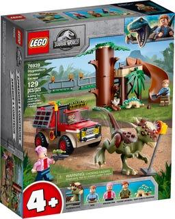 Útek dinosaura stygimolocha