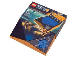 Collectionne et combine les Combo Pouvoirs LEGO® NEXO KNIGHTS™