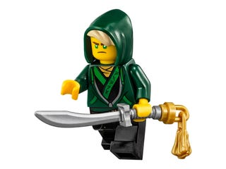 ¡Minifigura de Lloyd de LEGO® NINJAGO®