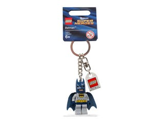 LEGO® DC Comics™ Super Heroes <i>Batman</i>™ Key Chain