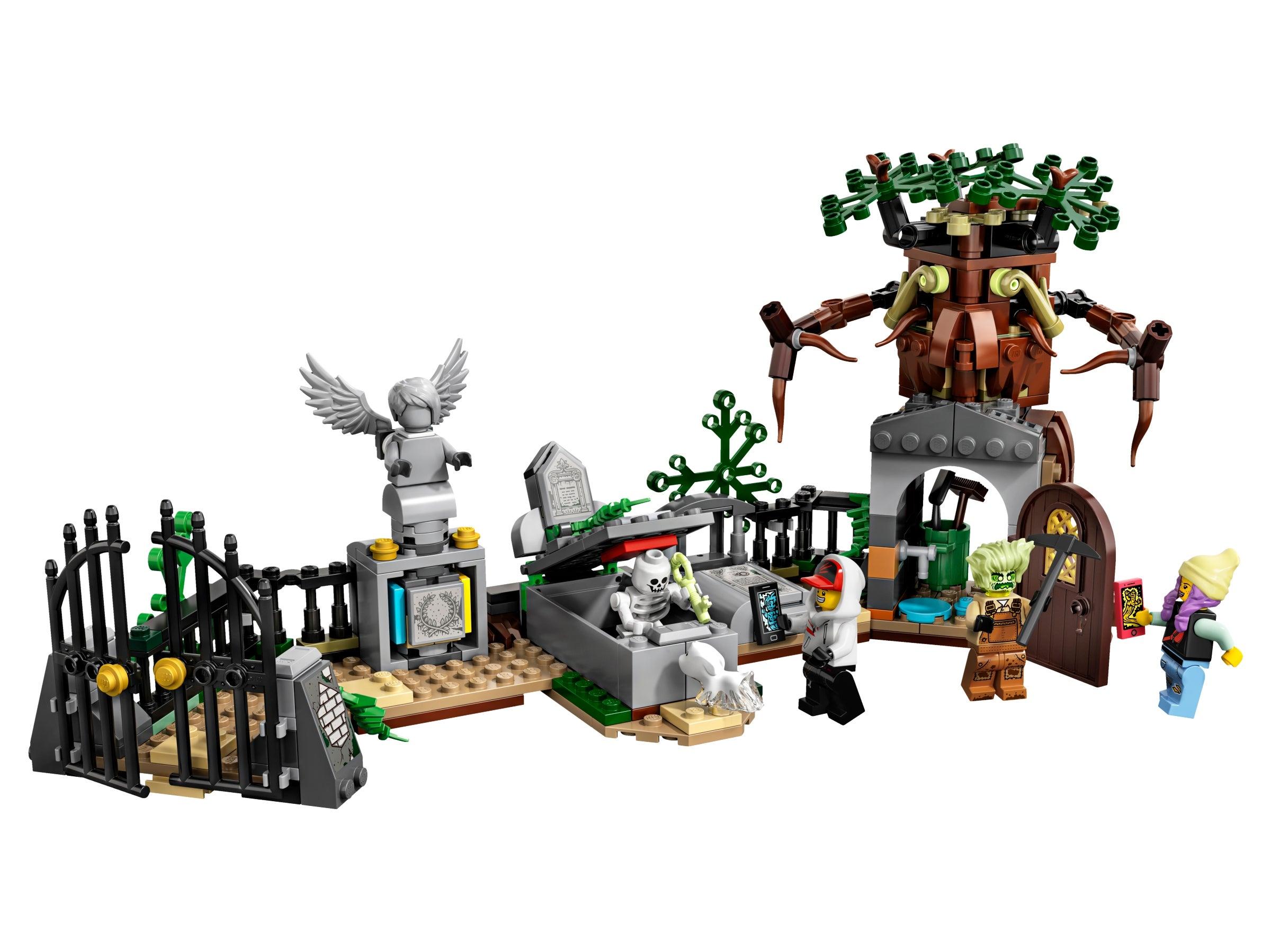 70424 Minifigs-Hidden Side-hs020-Paul Lego ®