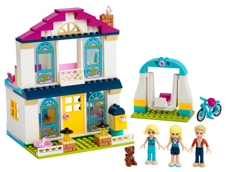 Casa De Stephanie 4 41398 Friends Oficial Lego Shop Es