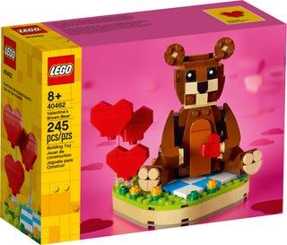 Valentīna dienas lācis