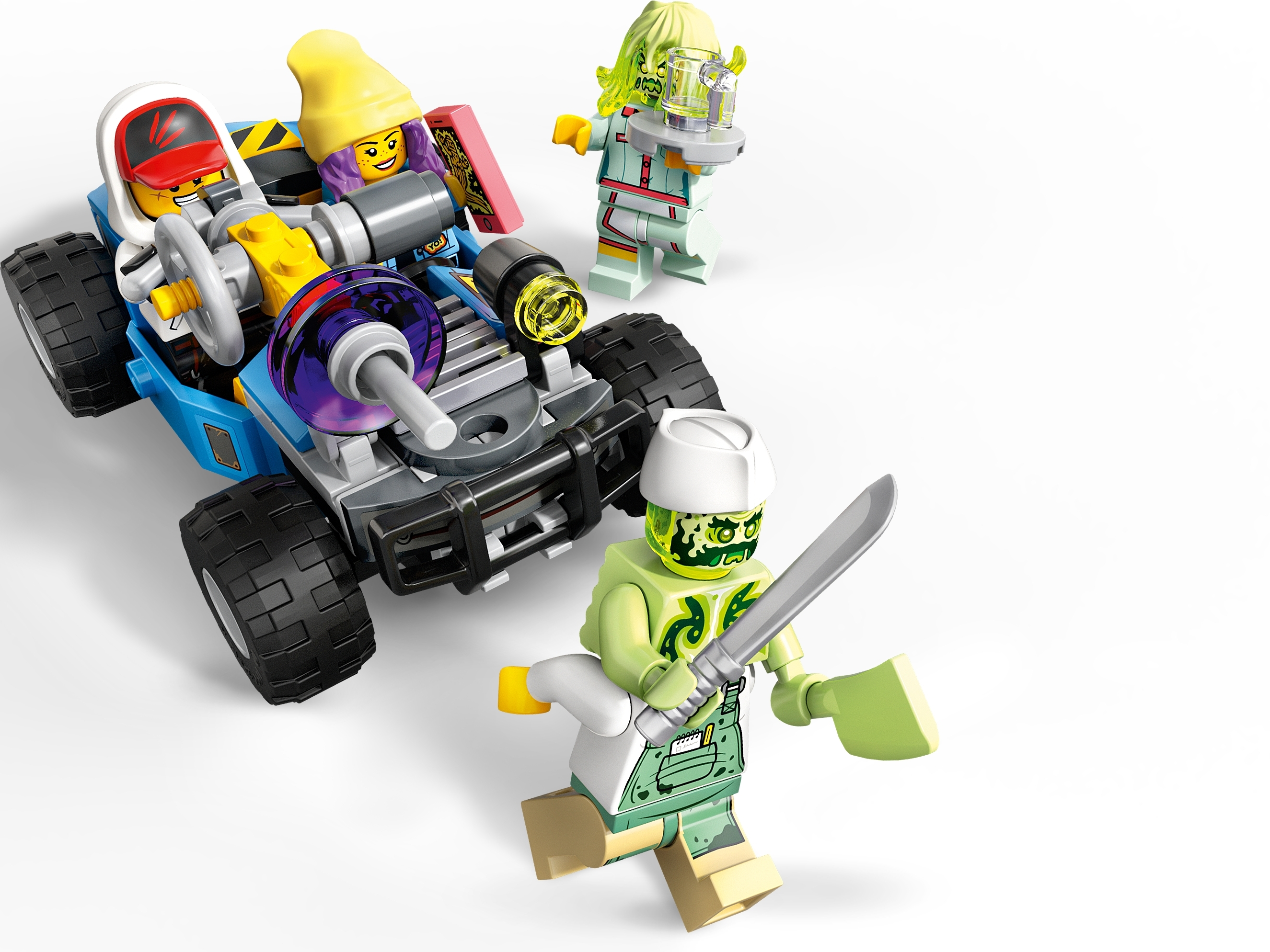 Lego Hidden Side 70422 Shrimp Shack Attack *PICK A MINIFIGURE*