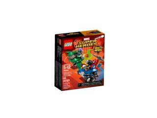 Mighty Micros: Spider-Man contre le Bouffon Vert
