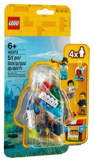 LEGO® Fairground MF Acc. Set