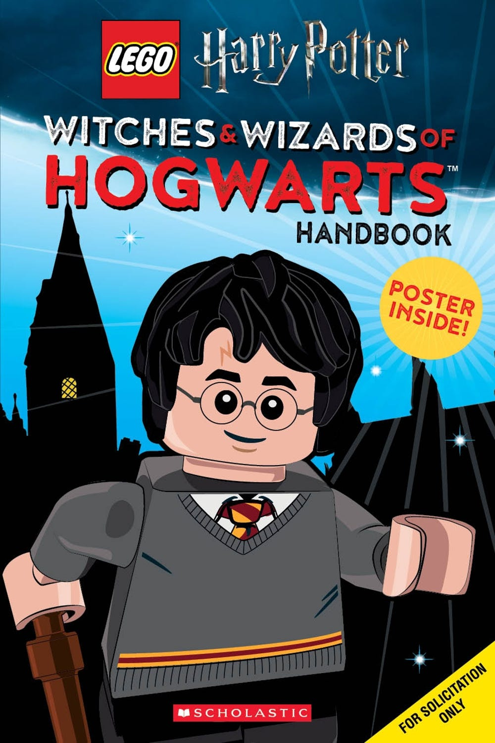 LEGO® Harry Potter™ Witches and Wizards Character Handbook