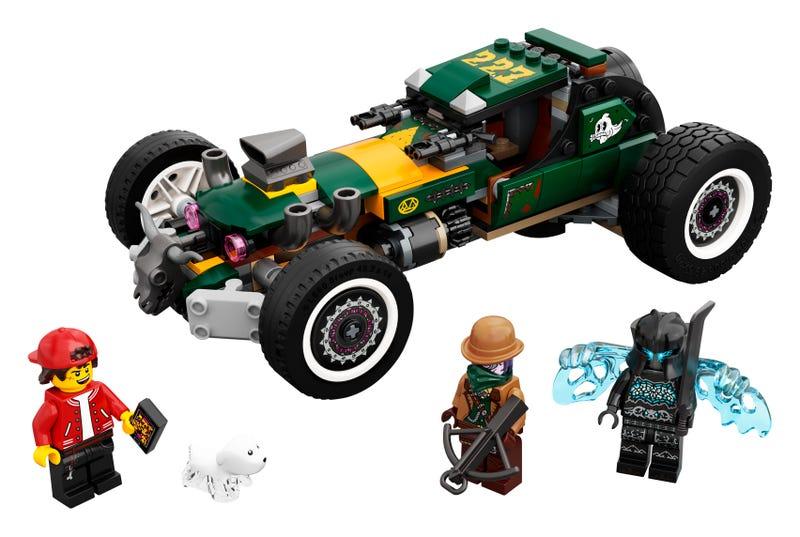 Supernatural Race Car