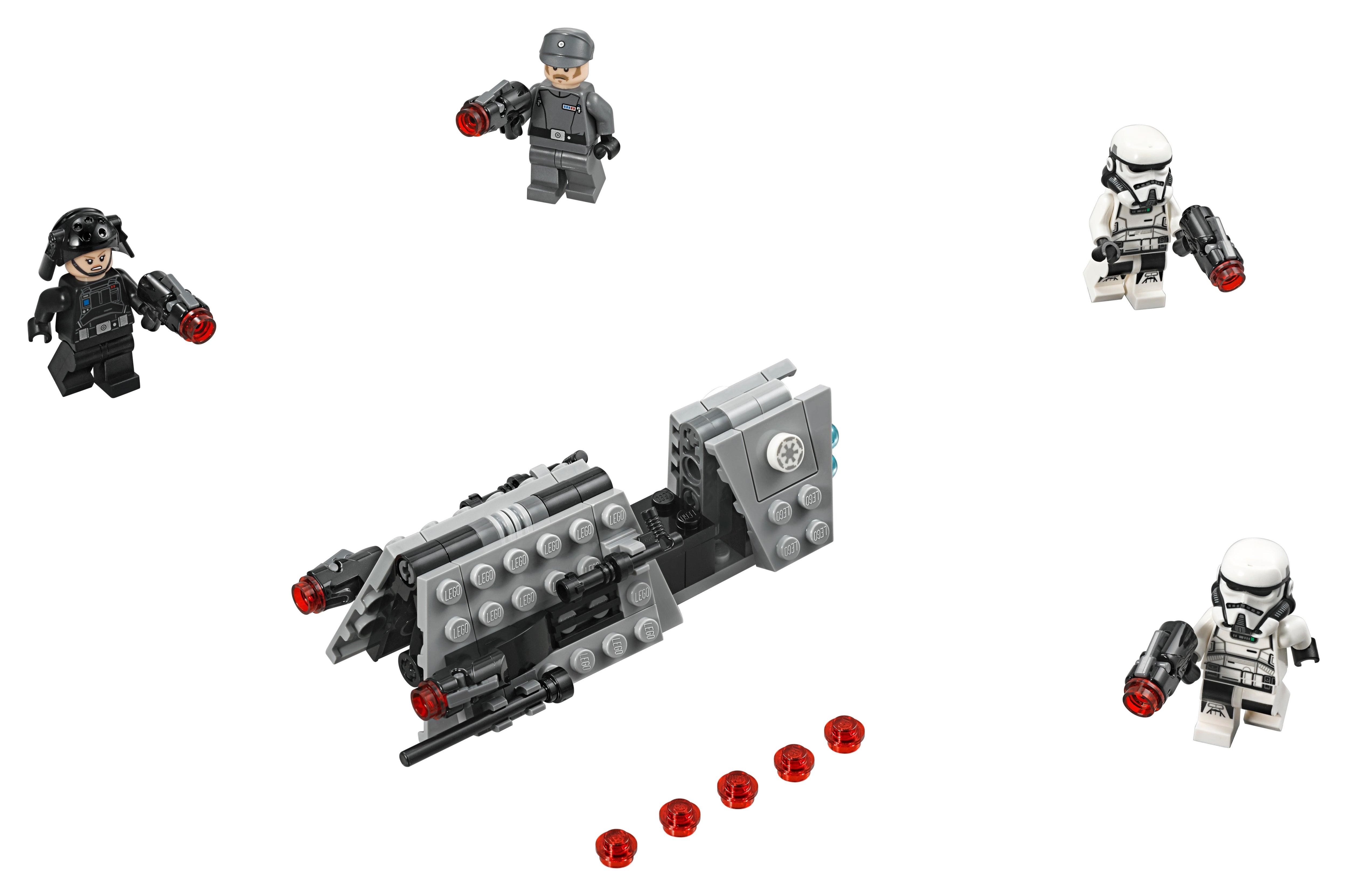 LEGO 75207 Star Wars Imperial Patrol Battle Pack New Imperial Patrol Trooper