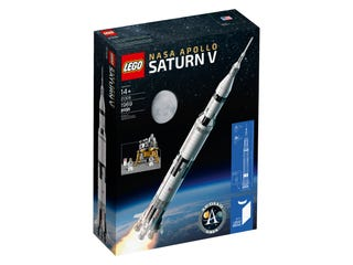 LEGO® NASA Apollo Saturn V