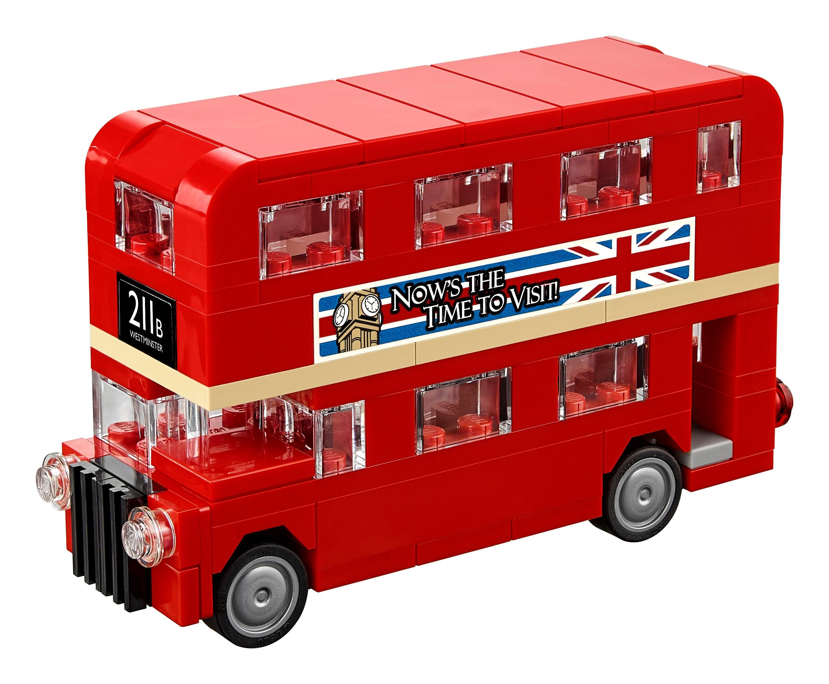 Lego Creator #40220 Exclusive London Mini Bus New MIB