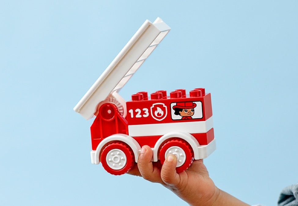 6 Pieces LEGO DUPLO My First Fire Truck 10917