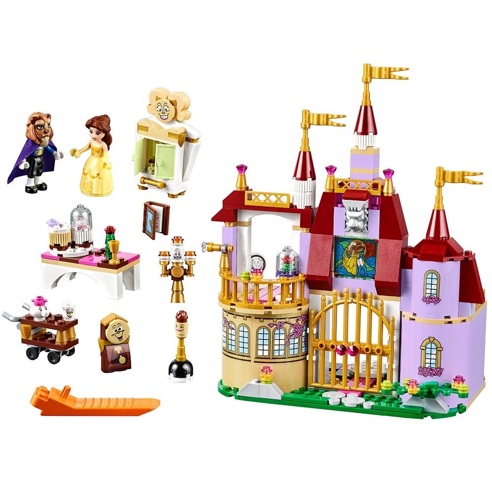 LEGO Disney Princess Beauty /& The Beast Minifigure Mrs Potts /& Chip From 41067