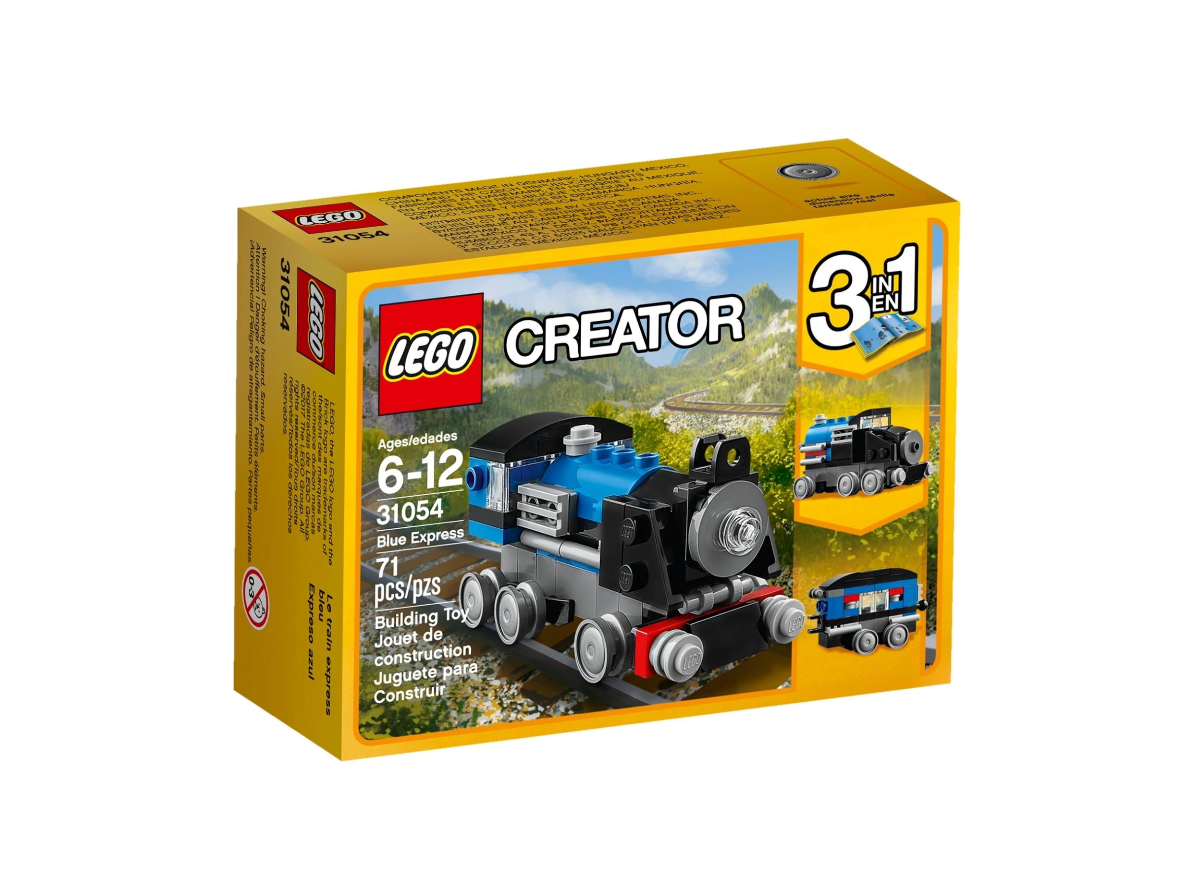 LEGO Creator Blue Express 31054 NEW