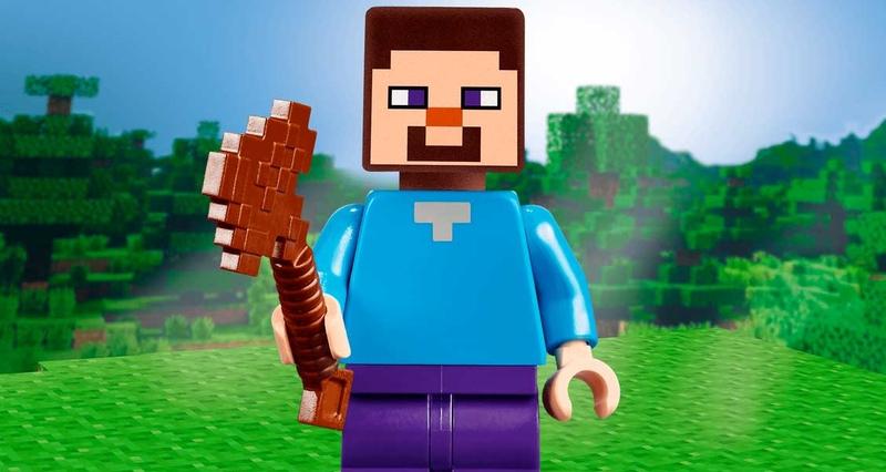 Personajes | LEGO® Minecraft™ | Oficial LEGO® Shop ES